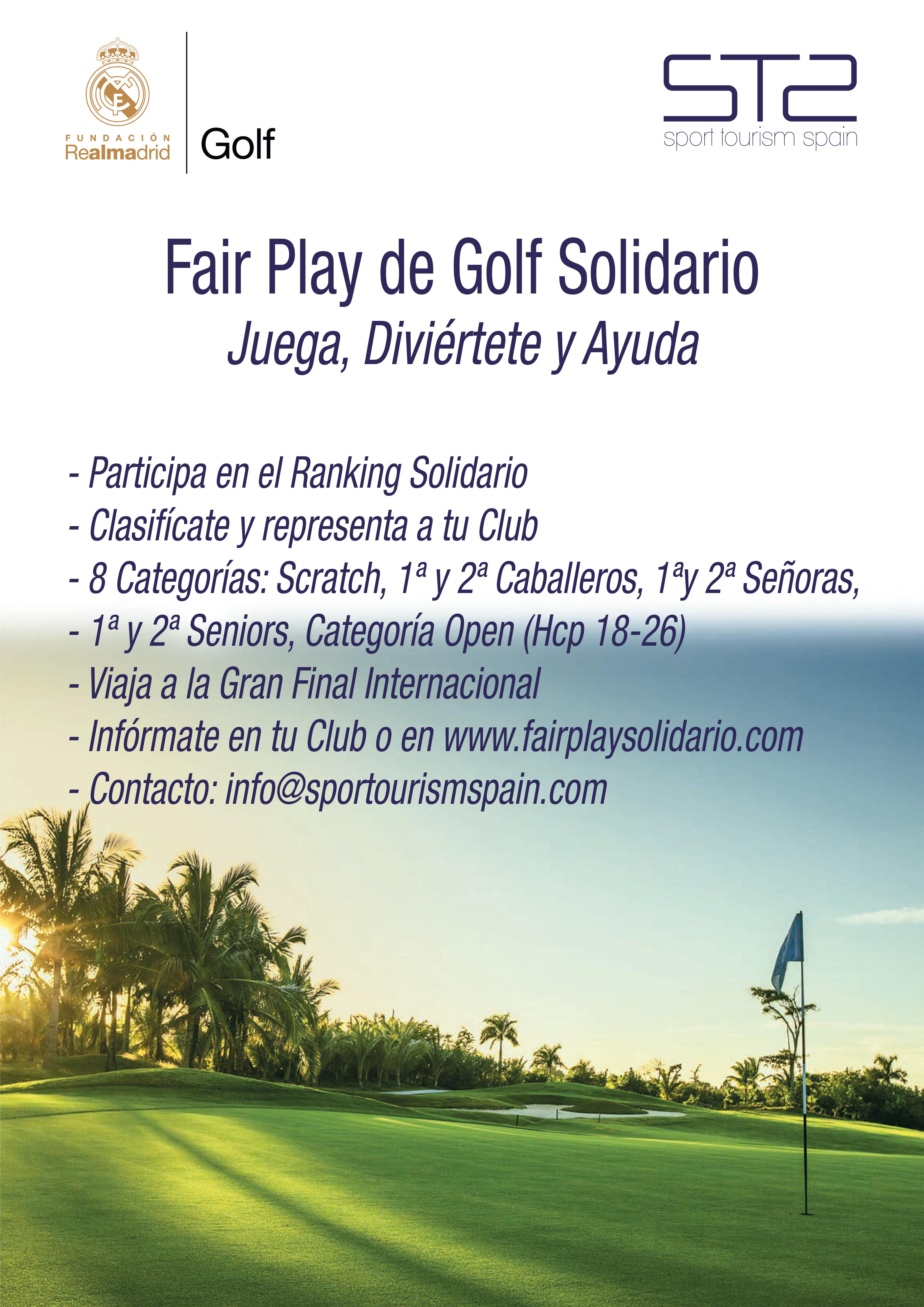 Fair Play Golf Solidario